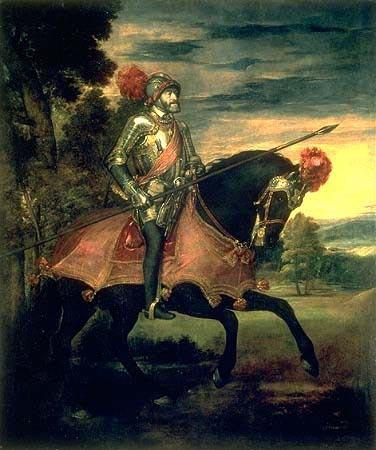 El reinado de Carlos I (Carlos V)