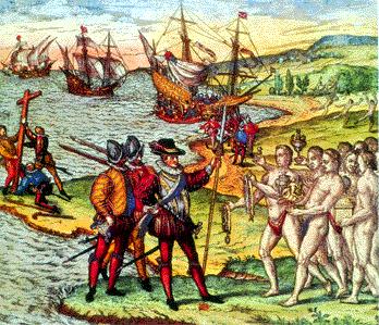La conquista y conolización de América