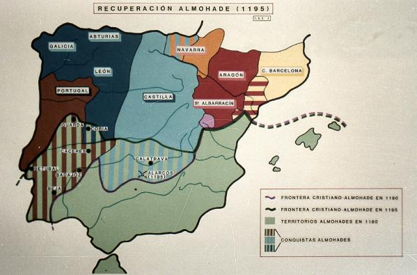 Al-Andalus. Etapas de la presencia musulmana es la Península Ibérica
